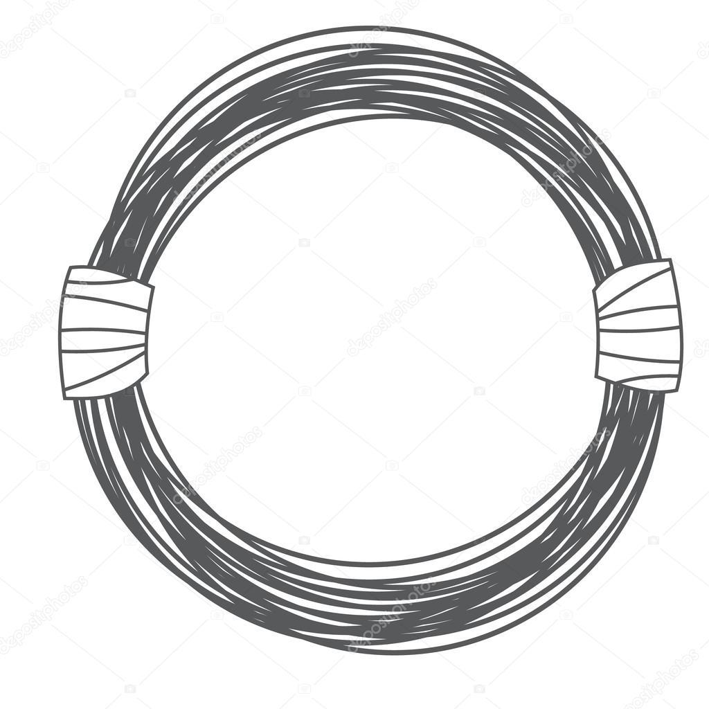 Dibujos De Cuerda. Beautiful Moneda Collar De Hombres ...