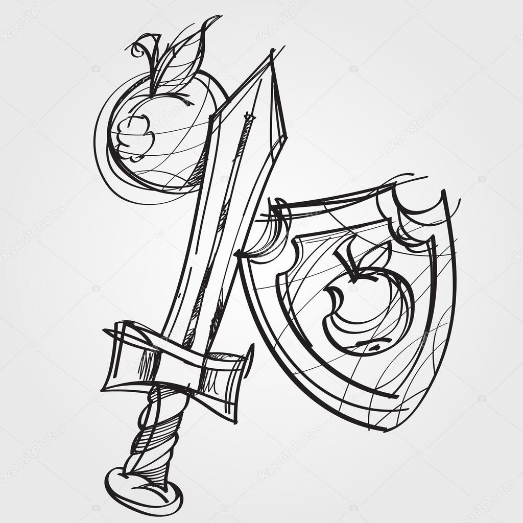Щит и меч скачать книгу