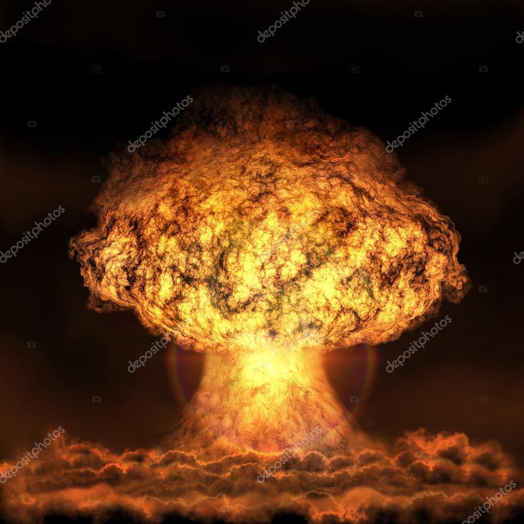 взрыв атомной бомбы видео скачать