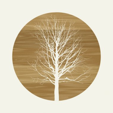 Tree emblem