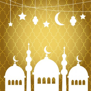 Ramadan Kareem greetings background