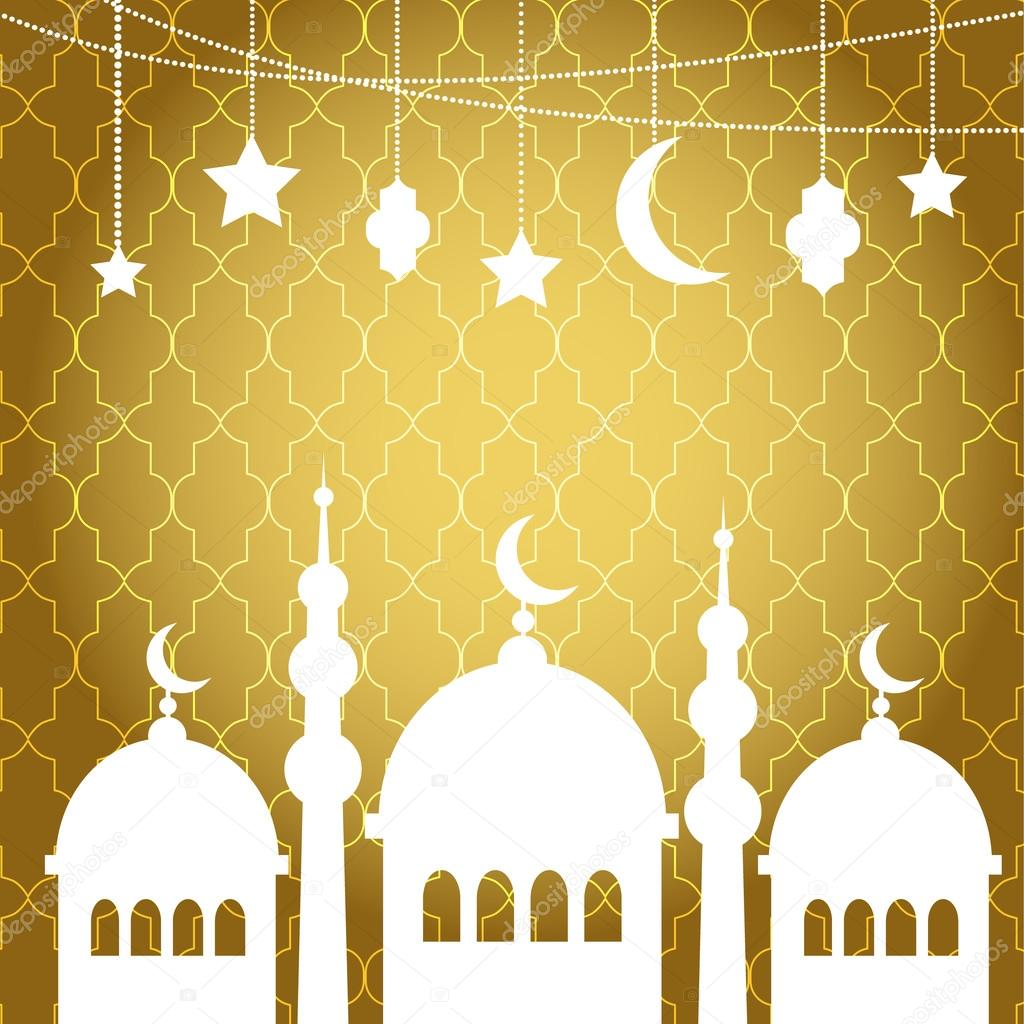 Ramadan Kareem greetings background