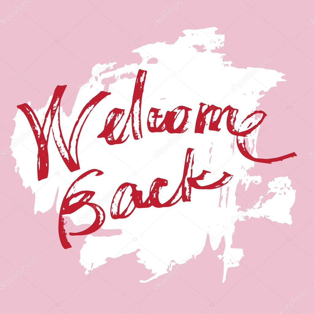 Welcome back grunge greeting card stock vector naniti 115767862 welcome back grunge greeting card stock vector m4hsunfo