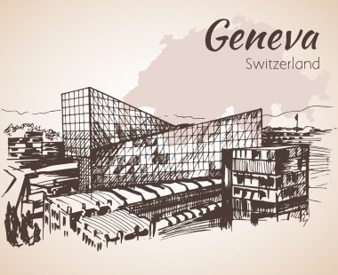 Tobacco giant - Geneva, Switzerland.