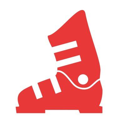 Mountain ski boot