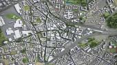 Bochum - 3D-Modell zur Luftwiedergabe