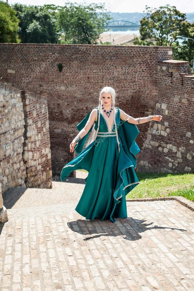 Woman In Medieval Times