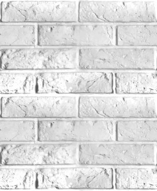 Pattern of brick wall.