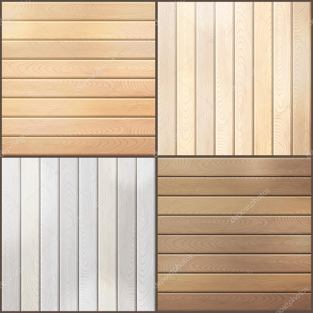 Set of wood backgrounds.