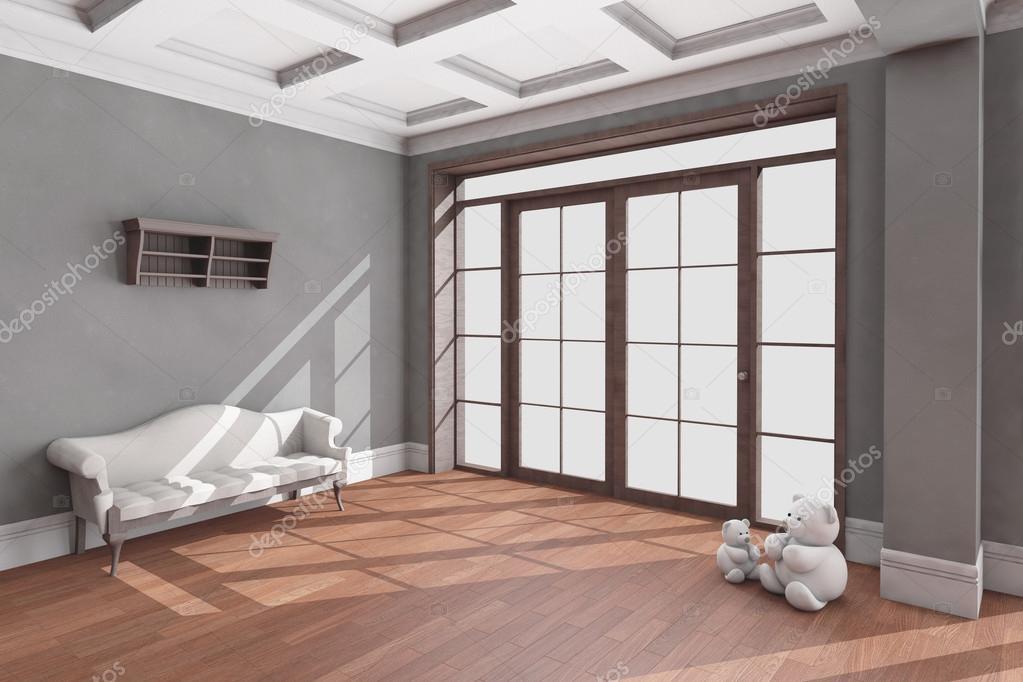 7x Klassiek Interieur : Klassieke woonkamer