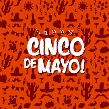Happy Cinco De Mayo card