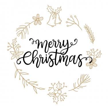 phrase Merry Christmas