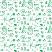 Svatý Patrick den symboly