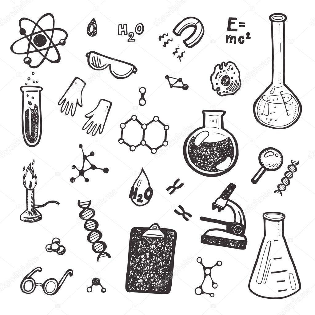 словам картинки химии карандашом бусы речного