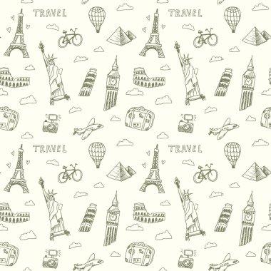 world famous landmarks.