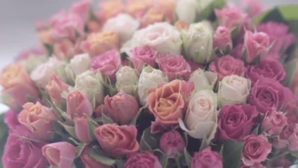 Gyönyörű rózsaszín virágok
