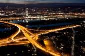 Vídeň v noci