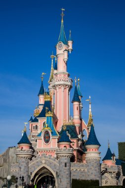 Disneyland Paris Castle, Paris, France