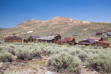 Bodie Ghost Town in California, USA