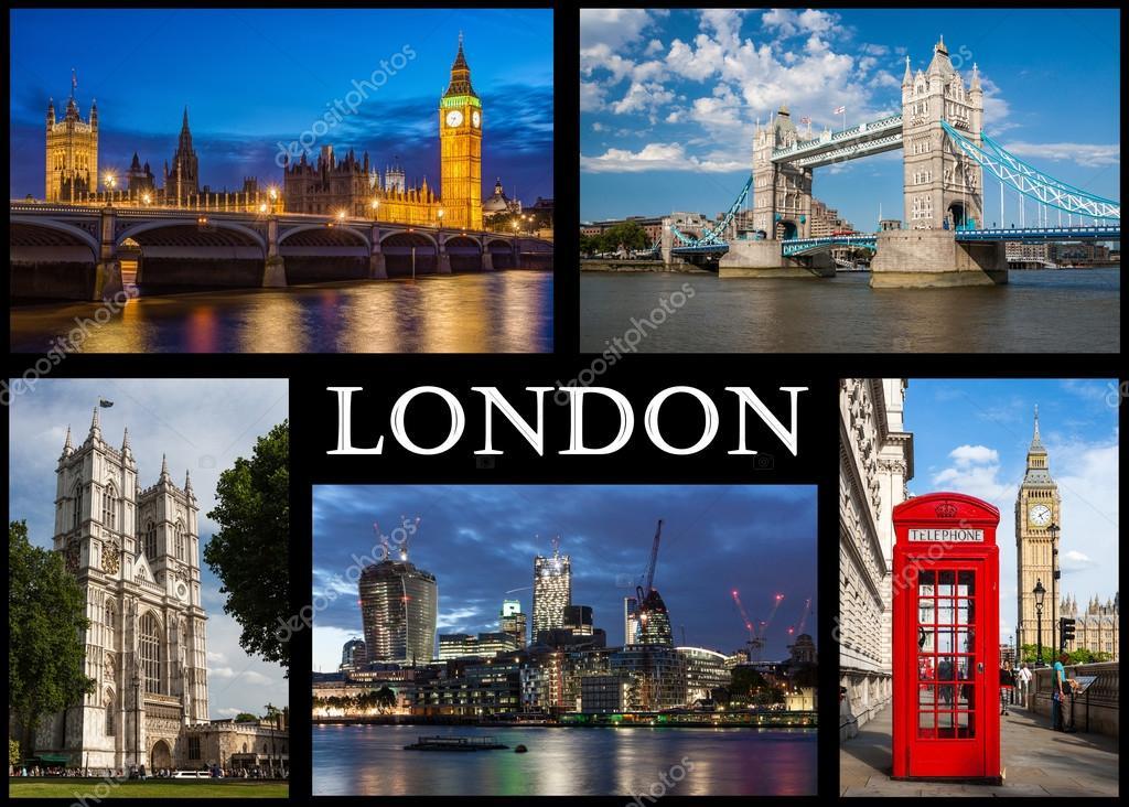 Postcard Of London Foto De Stock Bukki88 83321124