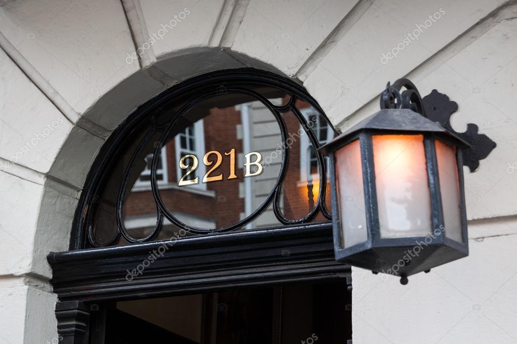 221b baker street em londres reino unido casa de - Casa de sherlock holmes ...
