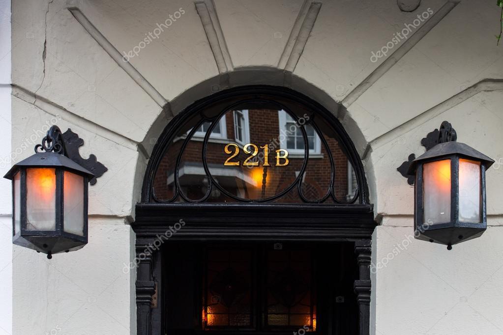 221b baker street a londra uk casa di sherlock holmes - Casa de sherlock holmes ...
