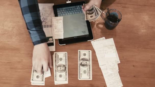 Muži výpočtu kusovníku v tabulce doma