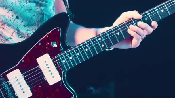 rock gitáros koncert