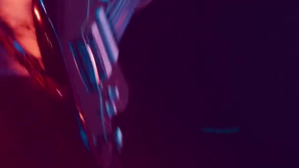 rockový kytarista live koncert