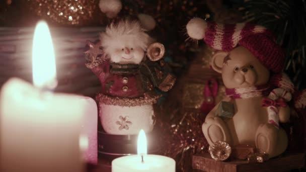 Weihnachtsdekoration, Bären-Bälle