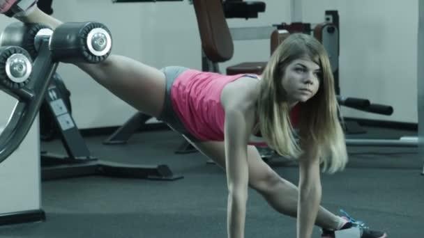 Sie Tut Was Für Die Fitness