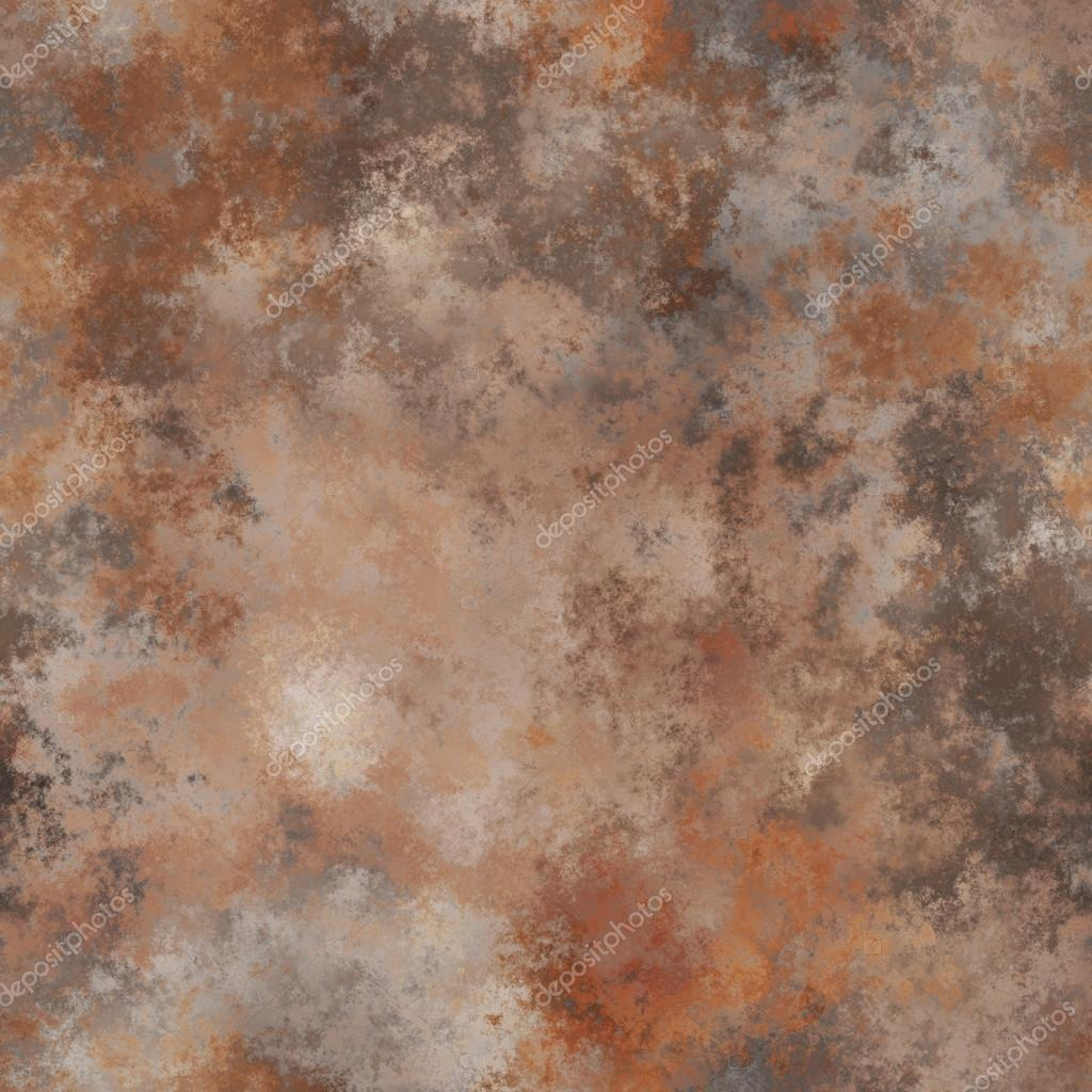 Seamless Rusty Metal Texture Old Iron Background Stock Photo
