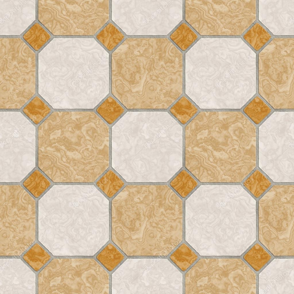 Classic tile. Seamless mosaic texture. Mosaic of white and ...