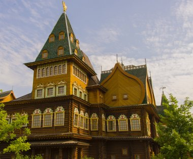 The Palace of Tsar Alexei Mikhailovich