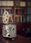 Video projektor s filmem