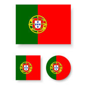 Fotografie Portugal flag