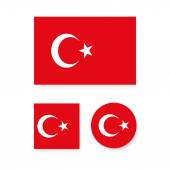 Fotografie Turkey flag