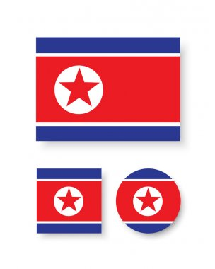 Flag of the Democratic Peoples Republic of Korea