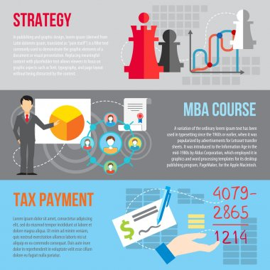 Business strategy, MBA, taxes