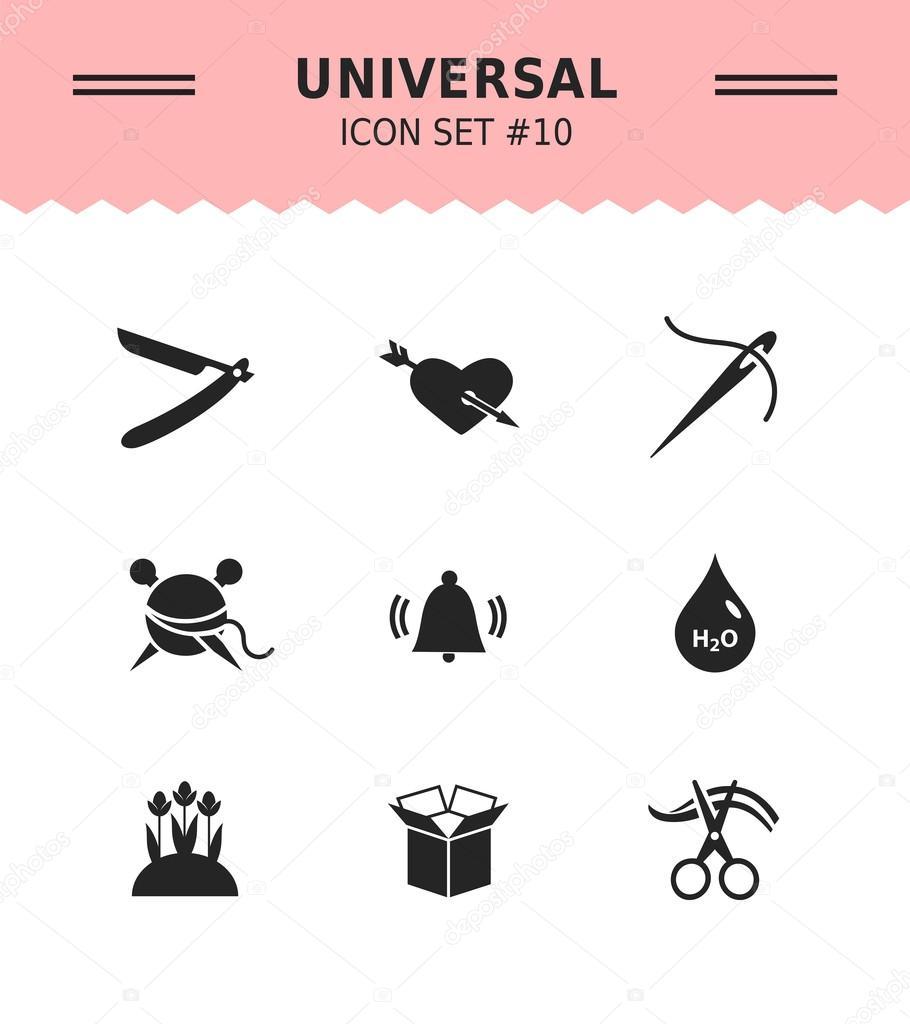 Universal icon set 10