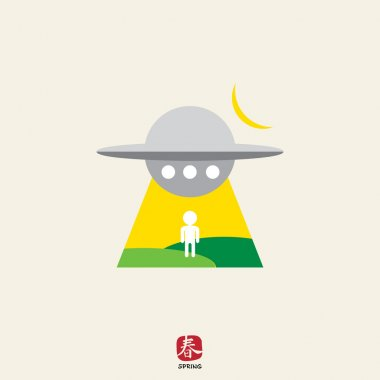 Abduction by UFO