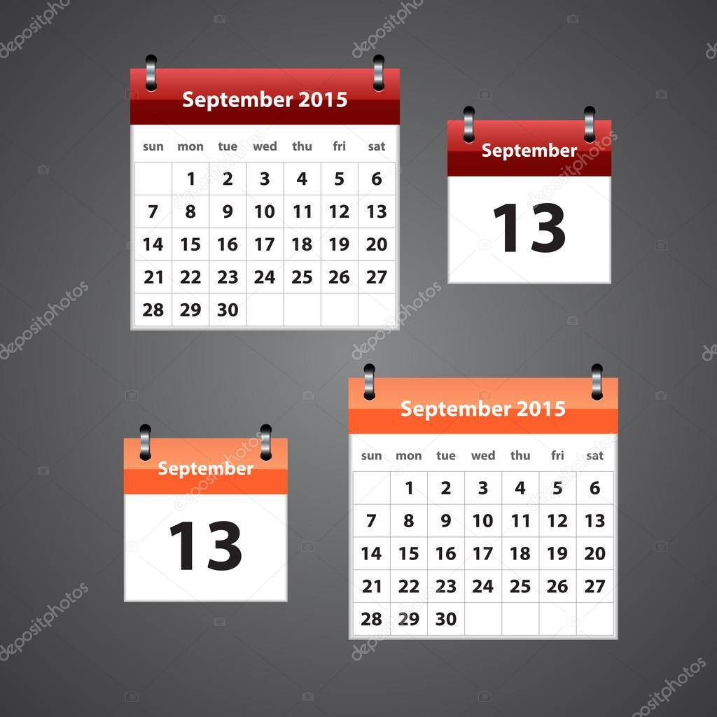 Calendario Per Sito Web.Calendario Per Il Tuo Sito Web Applicazione Widget
