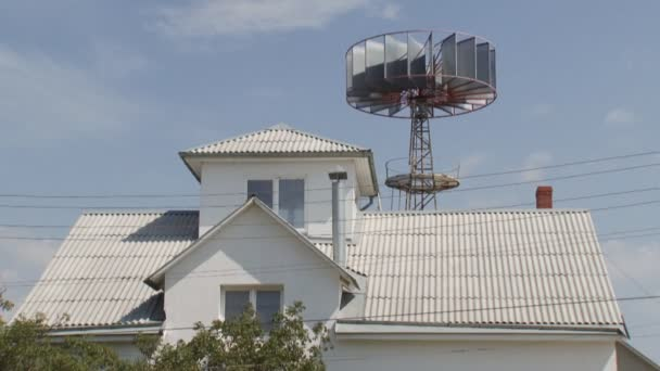 Wind turbine for private home