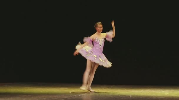klasický balet - tančící baletka