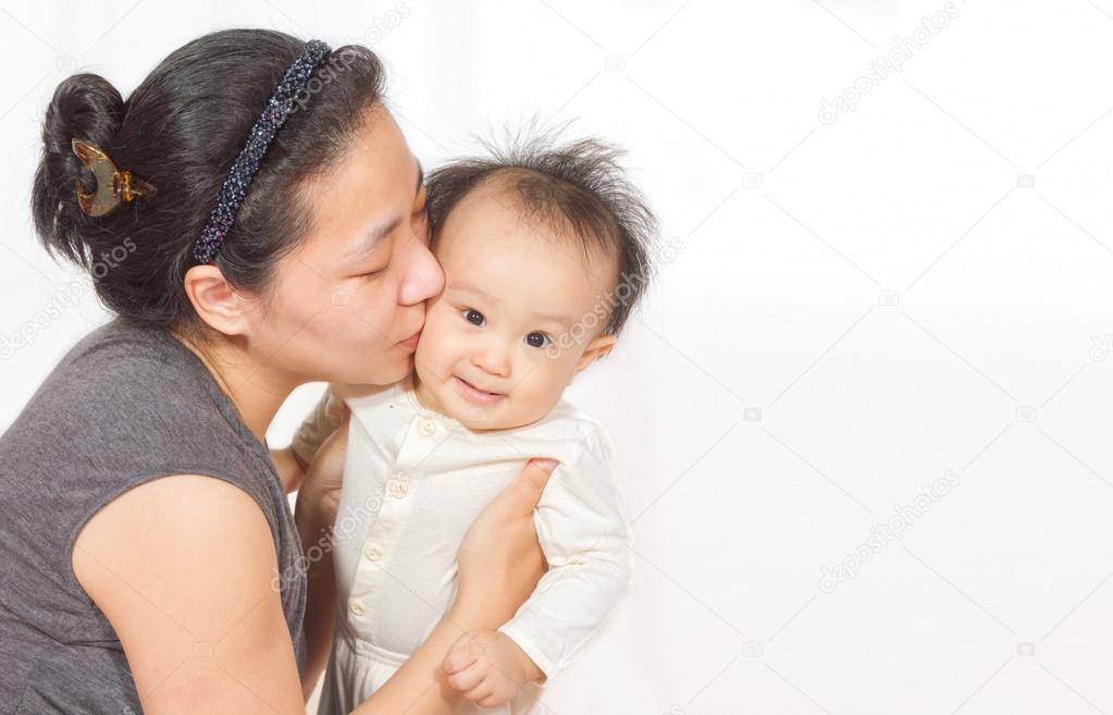 Asiatische mom Bilder