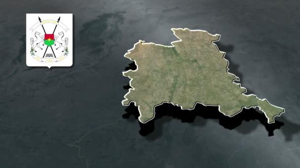 Kraje Burkina Faso