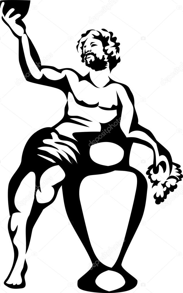 Dionysus Stock Vectors Royalty Free Dionysus Illustrations