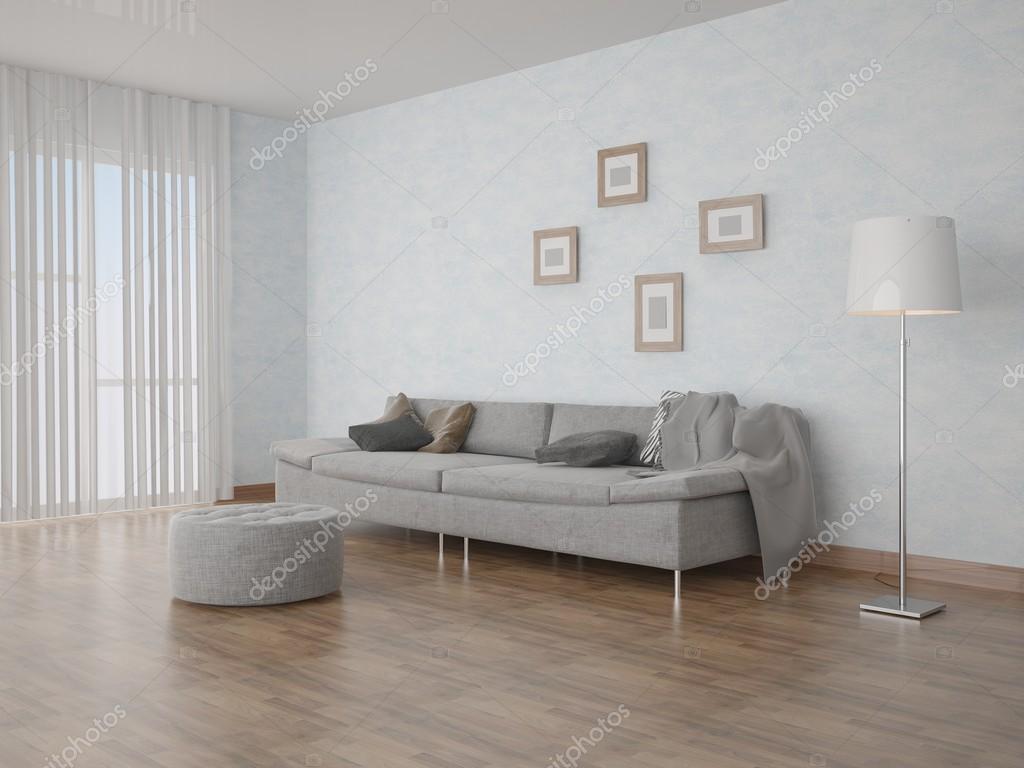 Grand salon moderne — Photographie wodoplyasov © #101605606
