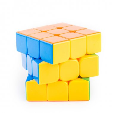 Editorial Image of Rubik's Cube