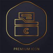 Archivovat prémiové logo nebo ikonu